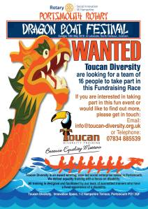 Toucan-Diversity Dragon Boat Race