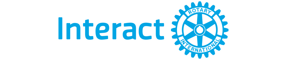 Interact website header