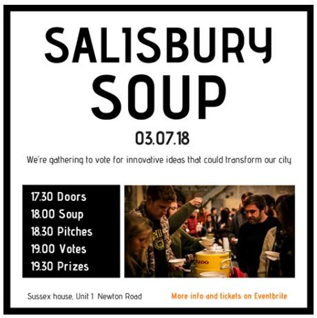Salisbury Soup