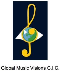 Global Music Visions C.I.C. Logo